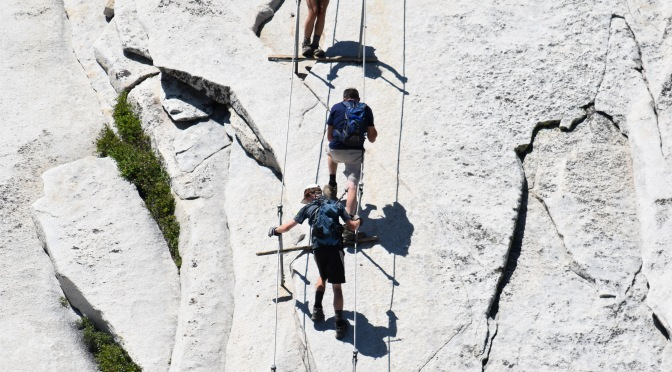 Half Dome by the Numbers